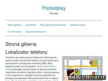 Zrzut strony Serwis o przenośnych konsolach - Pocketplay.pl