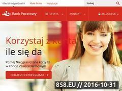 Miniaturka domeny www.pocztowy.pl