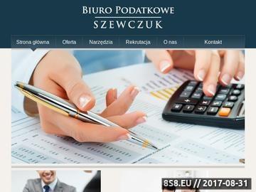Zrzut strony Biuro księgowe Lublin
