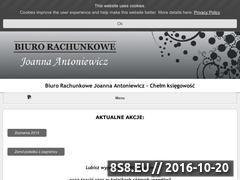 Miniaturka domeny podatkichelm.pl