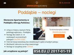 Miniaturka domeny www.poddabie.biz.pl
