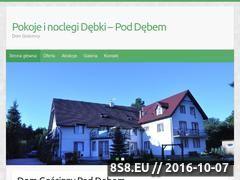 Miniaturka domeny poddebem.net.pl