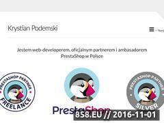 Miniaturka domeny www.podemski.info