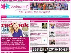 Miniaturka domeny podepnij.pl
