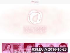 Miniaturka domeny www.podgorskidomurody.pl