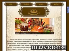 Miniaturka domeny www.podkorona.pl