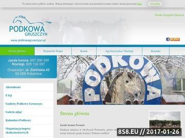 Zrzut strony Gospodarstwo Agroturystyczne Poznań i okolice