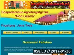 Miniaturka domeny www.podlasem.ugu.pl