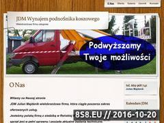 Miniaturka domeny www.podnosnik.czysty-domek.com