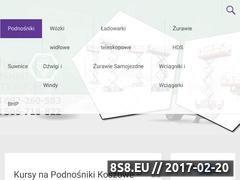 Miniaturka domeny podnosniki.edu.pl