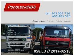 Miniaturka domeny podoleckihds.pl