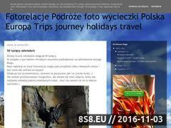 Miniaturka domeny podroz-travel-trip.blogspot.com