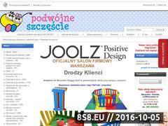 Miniaturka domeny podwojneszczescie.net