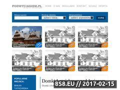 Miniaturka domeny podwyciagiem.pl