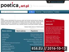 Miniaturka domeny www.poetica.art.pl