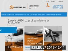 Miniaturka domeny www.pogotowie-agd.pl