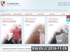 Miniaturka domeny pogotowie-zamkowe-warszawa.pl