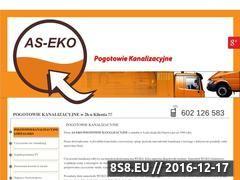 Miniaturka domeny www.pogotowiekanalizacyjne.lodz.pl