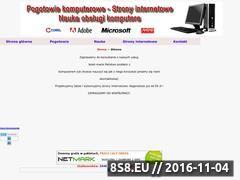 Miniaturka domeny www.pogotowiekomputerowe.bezposrednio.pl