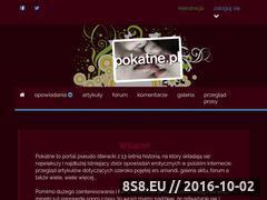 Miniaturka domeny www.pokatne.pl