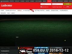 Miniaturka domeny poker.ladbrokes.com