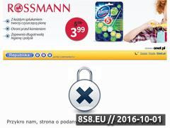Miniaturka domeny www.pokochajsiebie.republika.pl