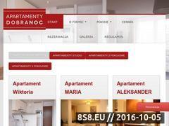 Miniaturka domeny www.pokoje-apartamenty.com