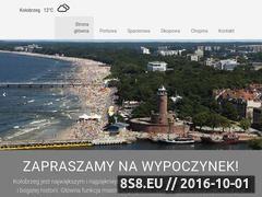 Miniaturka domeny www.pokoje-kolobrzeg.eu