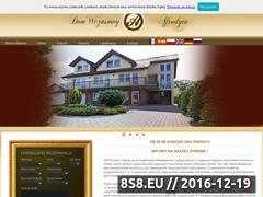 Miniaturka domeny www.pokojewladyslawowo.com.pl