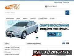 Miniaturka domeny pokrowce.fryda.com.pl