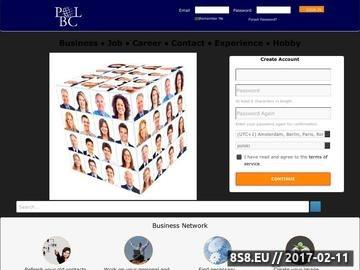 Zrzut strony Portal gospodarczy