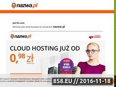 Miniaturka domeny pol-fin.com