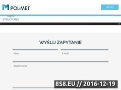 Miniaturka domeny pol-met.com