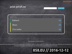 Miniaturka domeny polak-potrafi.net