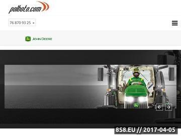 Zrzut strony Polboto-Agri - maszyny rolnicze