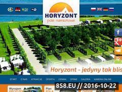 Miniaturka domeny www.pole-horyzont.pl