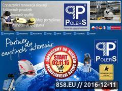 Miniaturka domeny www.polers.com.pl