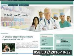 Miniaturka domeny www.polewkowe.pl