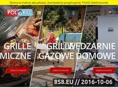 Miniaturka domeny polgrill.pl