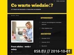 Miniaturka domeny policztaniej.pl
