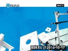 Miniaturka domeny www.poliplex.com.pl