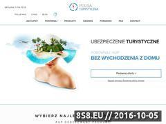 Miniaturka domeny polisaturystyczna.pl