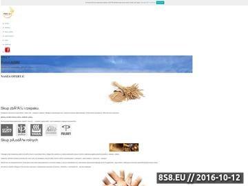 Zrzut strony PolishAGRI - płody rolne