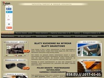 Zrzut strony Blaty kuchenne Warszawa