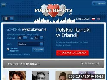 Zrzut strony Polskie randki
