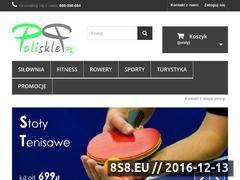 Miniaturka domeny www.polisklep.pl