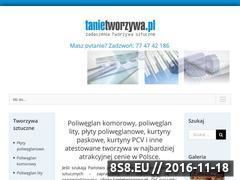 Miniaturka domeny www.poliweglan-tanietworzywa.pl