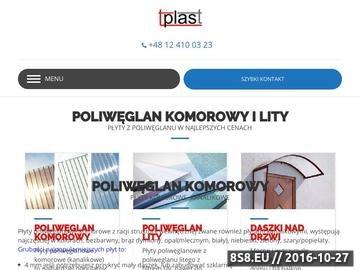 Zrzut strony Poliwęglan komorowy