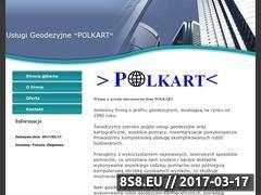 Miniaturka domeny www.polkart.rzeszow.pl
