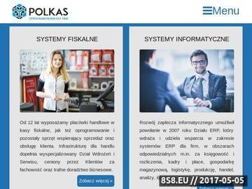 Zrzut strony Systemy sprzedaży